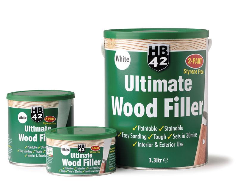 Hilton Banks HB42 Ultimate Wood Filler